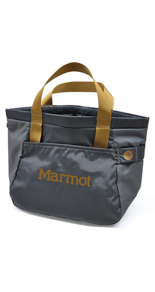 Marmot Boulder Chalkbag grå